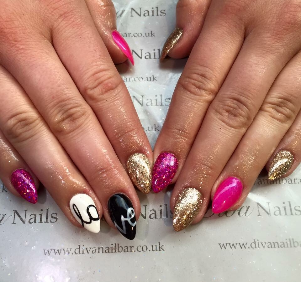 Diva nail bar and nail salon the centre livingston for Adiva beauty salon