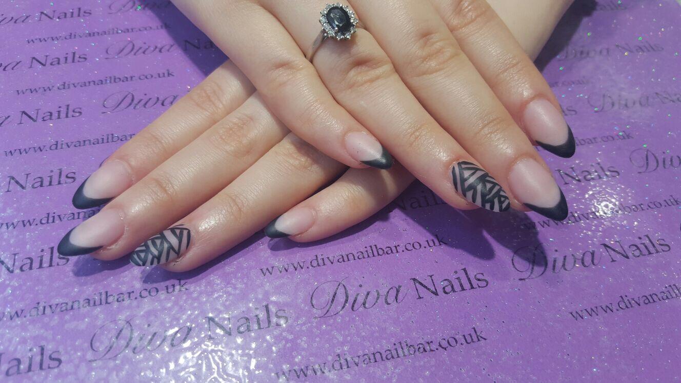 nail extensions