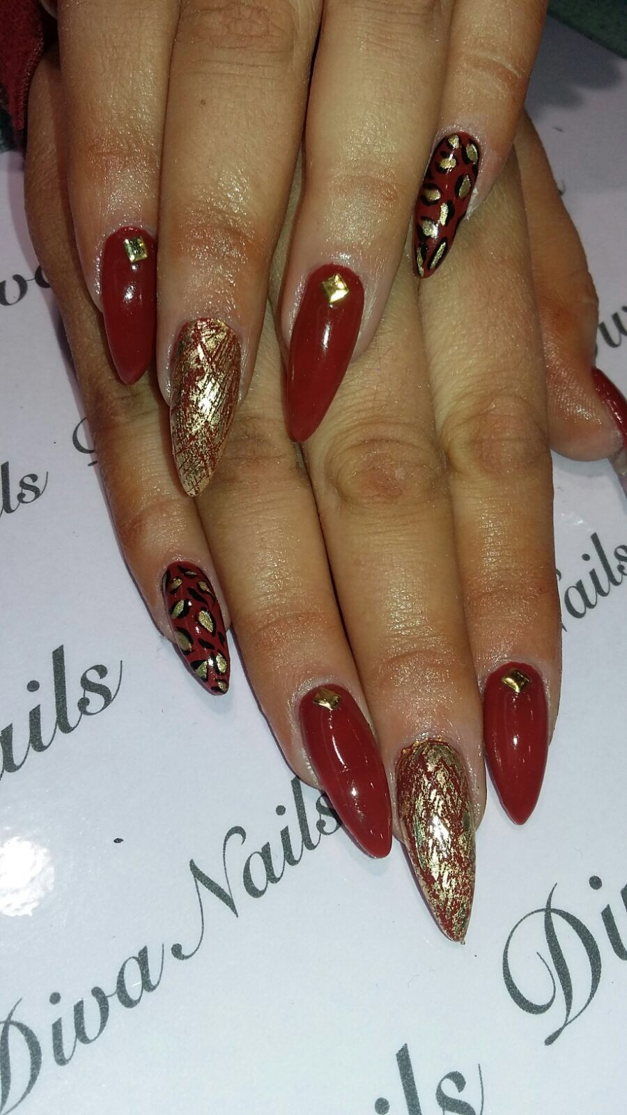 Attractive Diva Nails Picture Collection - Nail Art Design Ideas ...