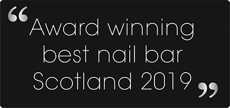 best nail bar scotland 2019