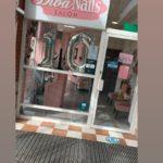 nail salon exterior
